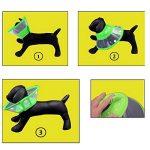 Yunt Collerette Chien/Chat Collerette A Pois de Protection Couleur Aléatoire Taille XL de la marque Yunt image 4 produit